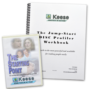 The Starting Point CD and The Jump-Start People Reader Workbook Combo