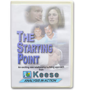 The Starting Point Audio CD | Keese Consulting